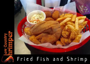 Fried Fish and Shrimp