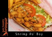 Shrimp Po' Boy